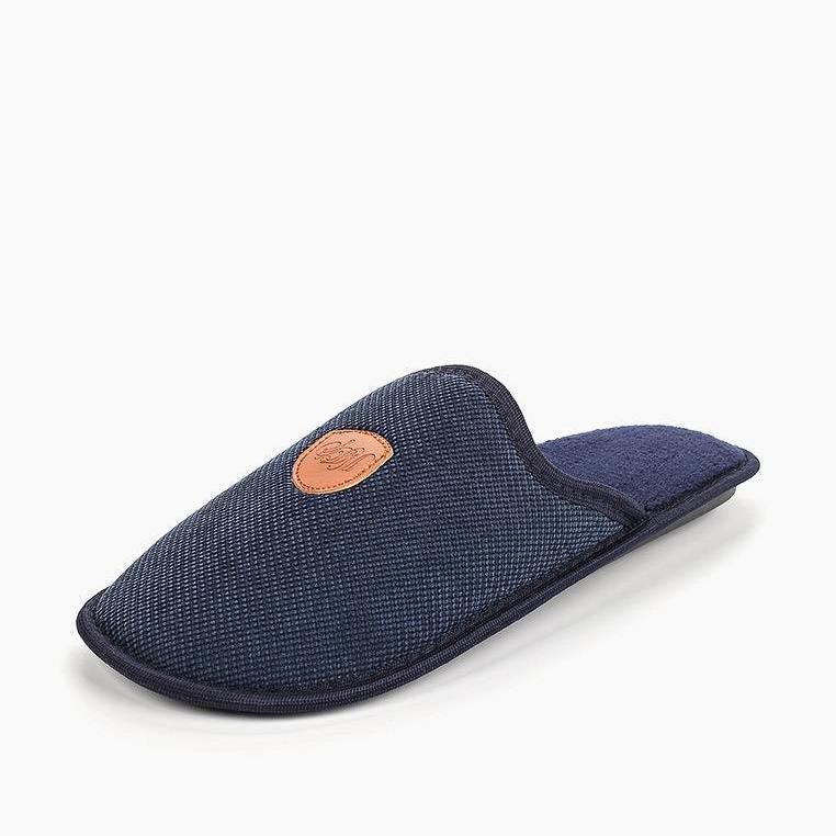 Тапочки №2 (синие) S Мужские