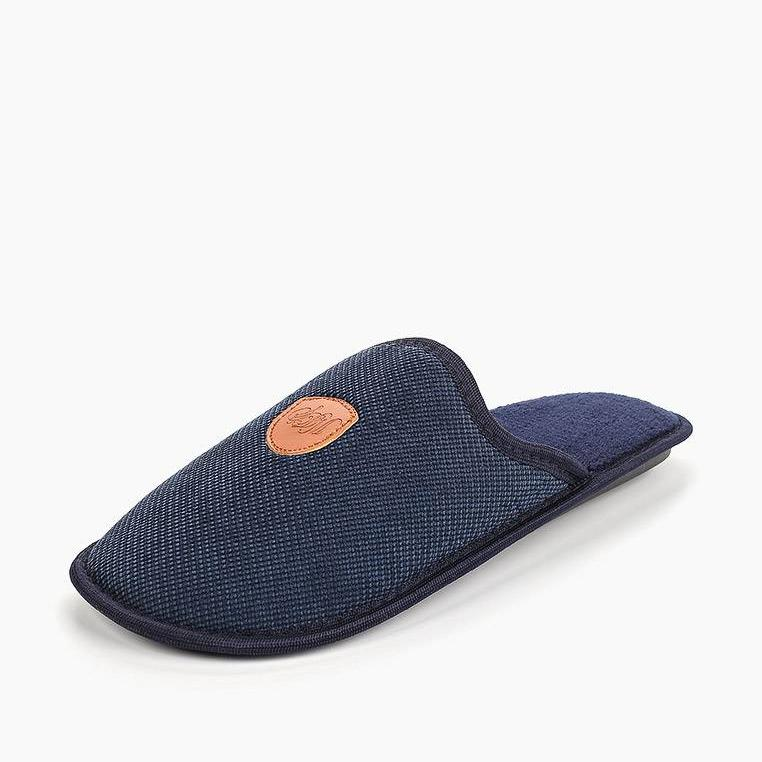 Тапочки №2 (синие) L Мужские