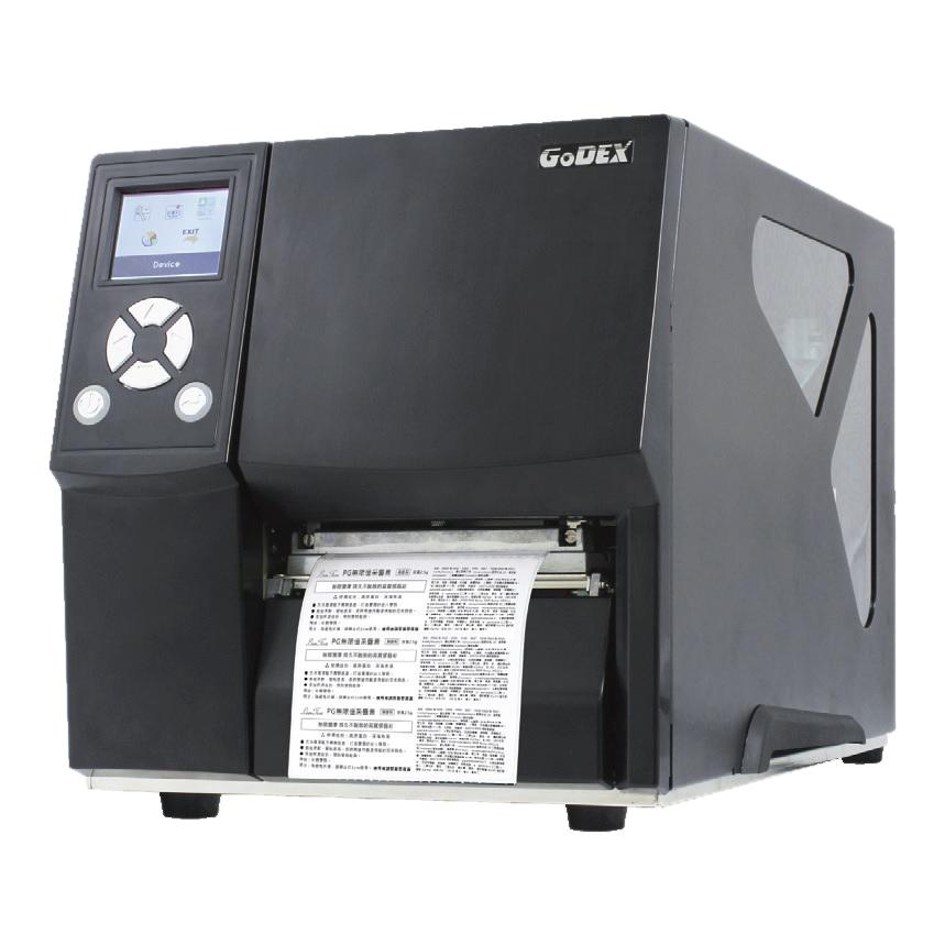 Принтер Godex ZX-420i
