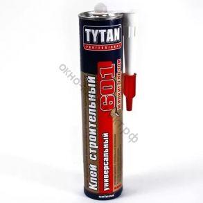 Клей строительный Tytan Professional №601 универс. бежевый 405г