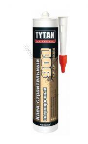 Клей строительный Tytan Professional №901 сверхпрочный бежевый 390гр