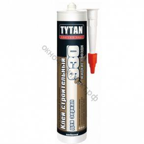 Клей строительный Tytan Professional №930 для зеркал бежевый 380 мл