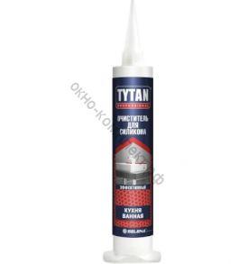 Очиститель Tytan Professional  для Cиликона 80мл