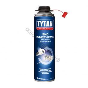 Очиститель Tytan Professional Эко для монтажной пены 500 мл