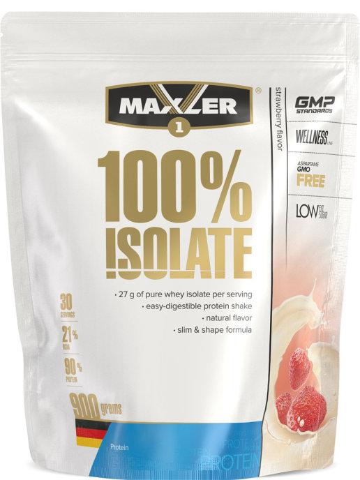 Maxler - Isolate 900 g