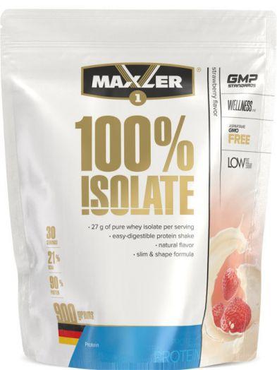 Maxler - 100% Isolate 900 g