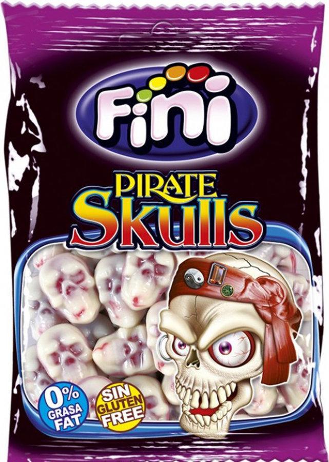 Жевательный мармелад Fini (пираты) 100г (без глютена)