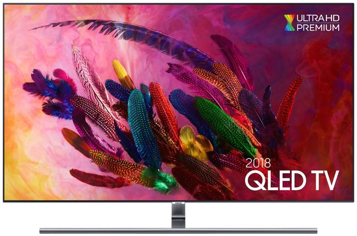 """Телевизор QLED Samsung QE75Q7FNA 74.5"""" (2018)"""