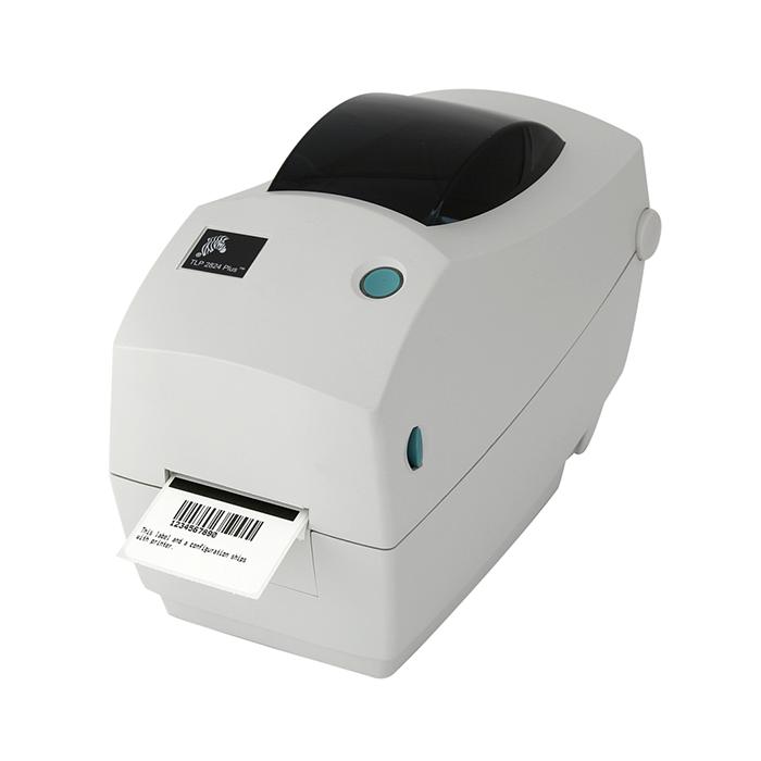 Принтер Zebra TLP 2824 Plus