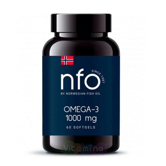 NFO Омега-3 1000 мг, 60 капс.