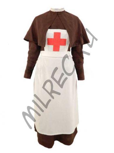 Комплект сестры милосердия, вариант 2 (реплика) под заказ
