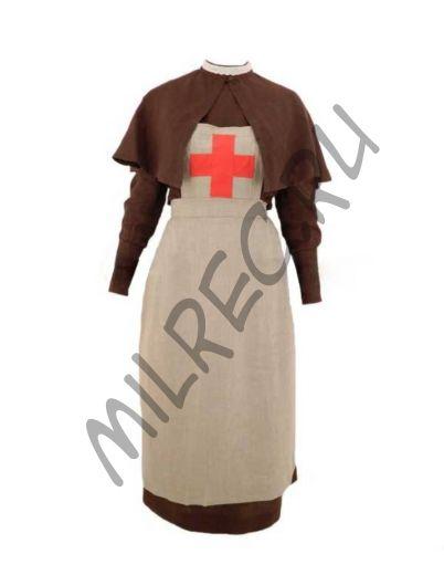 Комплект сестры милосердия, вариант 1 (реплика) под заказ
