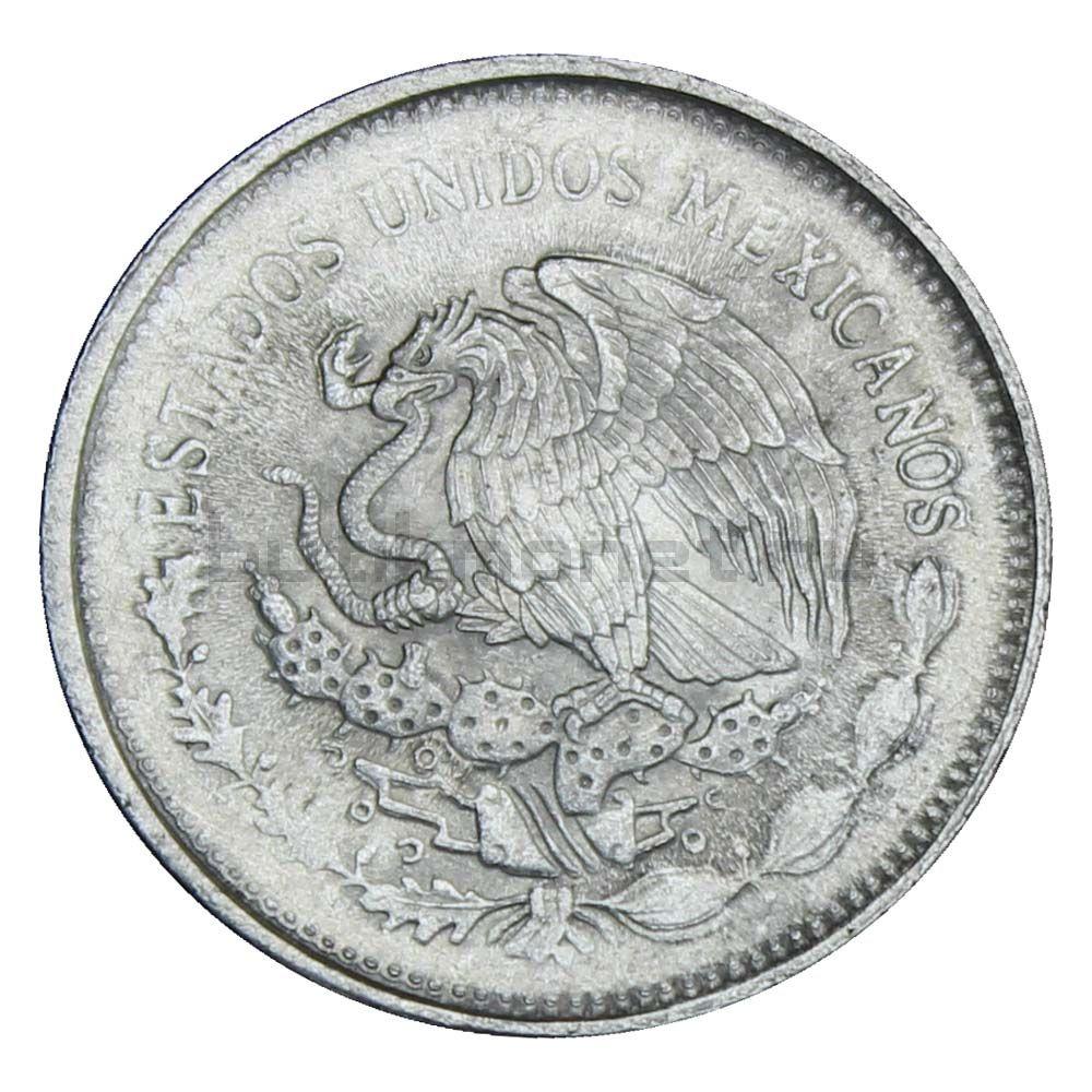 1 песо 1984-1987 Мексика