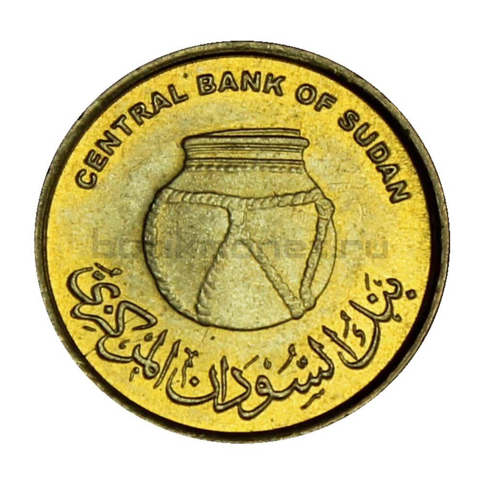 1 пиастр 2006 Судан