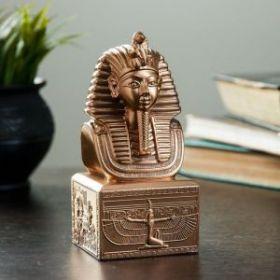 "Силиконовая форма ""Маска фараона"" 7х7х15см"