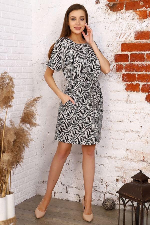 Платье 2633 [черный]
