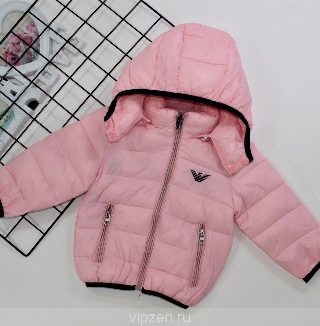 Куртка демисезон с легким утеплением