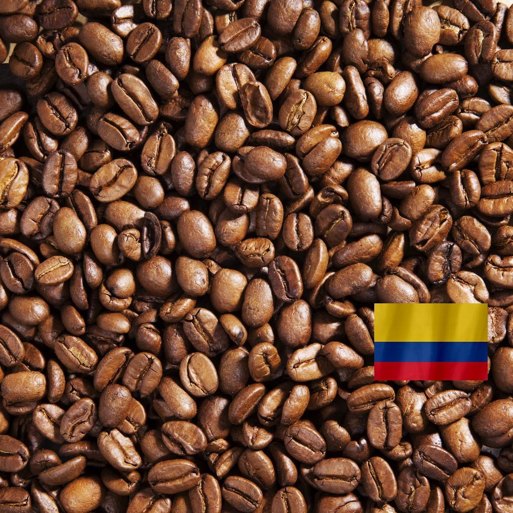 Колумбия Сьюпремо - Кофе в зернах