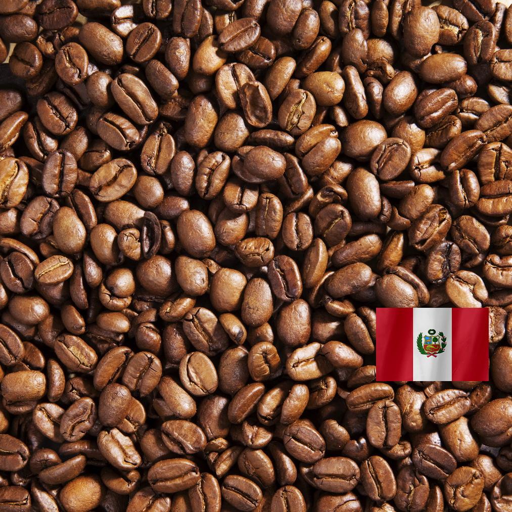 Перу Янеша - Кофе в зёрнах