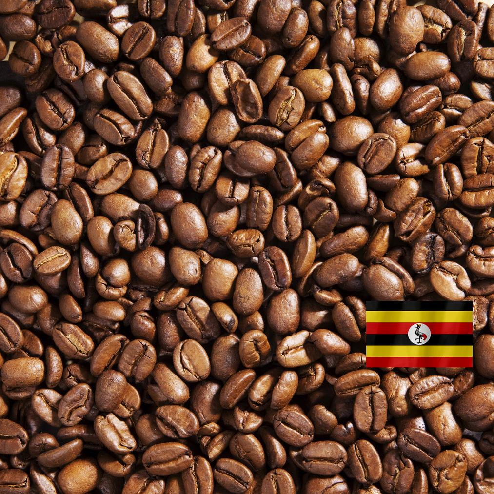 Уганда Сипи Фоллз Органик - кофе в зернах