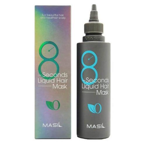 Экспресс-маска для объема волос Masil 8 Seconds Salon Liquid Hair Mask 200мл