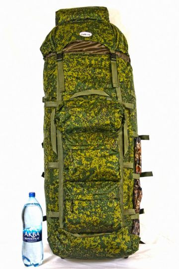 Рюкзак станковый ПИК-99 130л 600D КМФ