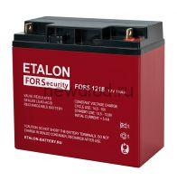Аккумулятор ETALON FS 1218 (12В/18Ач)