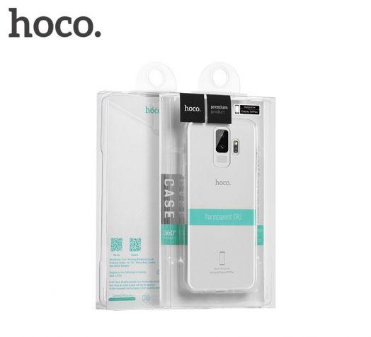 Защитный чехол HOCO Light series для Galaxy S8, прозрачный полиуретан