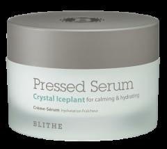 Спрессованная сыворотка-крем увлажняющая Blithe Crystal Iceplant