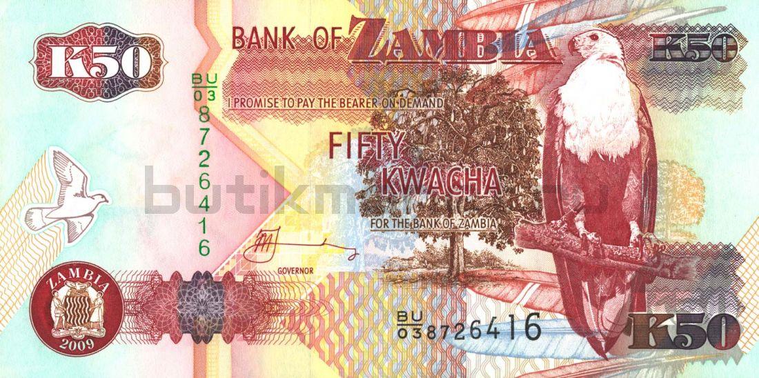 50 квача 2009 Замбия