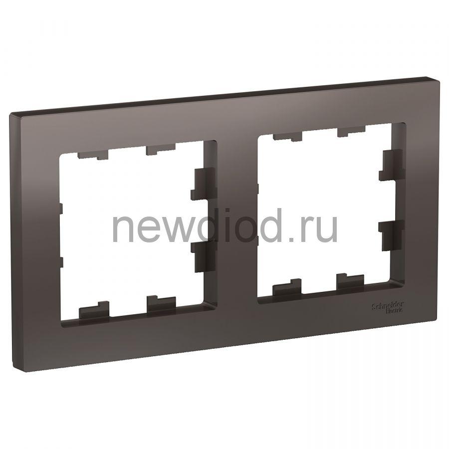 AtlasDesign Мокко Рамка 2-ая, универсальная