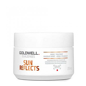 Goldwell Dualsenses Sun Reflects After-Sun 60sec Treatment - Интенсивный уход за 60 секунд 200 мл