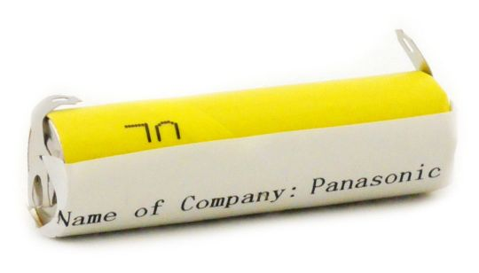 Аккумулятор Ni-Cd для триммера Panasonic ER131