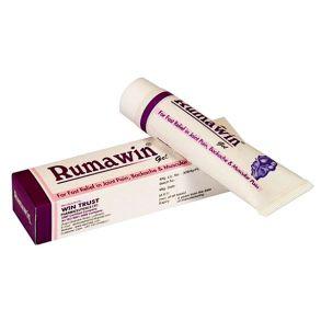 Румавин гель от боли в мышцах и суставах (25 г), Rumawin Gel