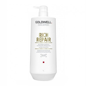 Goldwell Dualsenses Rich Repair Restoring Shampoo - Шампунь восстанавливающий 1000 мл