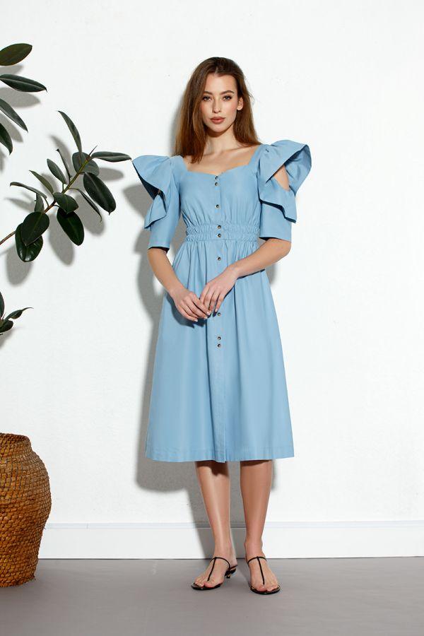 Платье 592 | P. 42-46