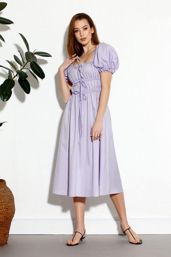 Платье 610   P. 42-46