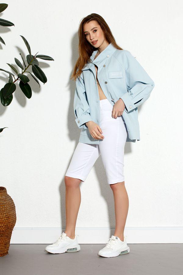 Куртка 611 (джинс) | P. 42-50