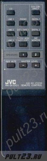 JVC RM-SA1010U, AX-Z1010, AX-1010TN
