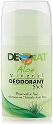 Дезодорант кристаллический Деонат с соком алоэ 100 г