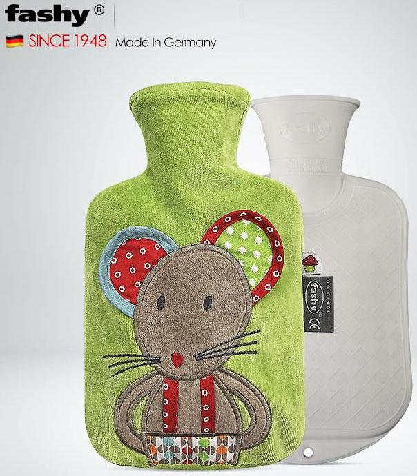 Грелка Мышка Fashy 0,8 л 65198