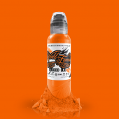 World Famous Ink Everest Orange