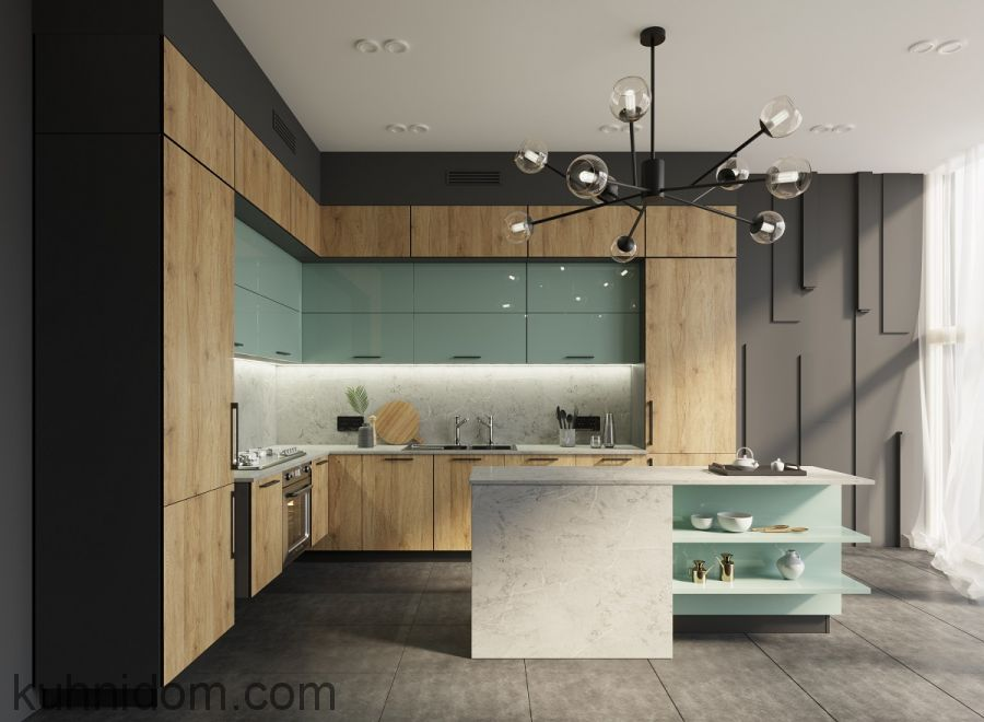 Кухня Slim Compact