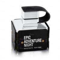 Emper Epic Adventure Night Eau De Toilette for Men, 100 ml
