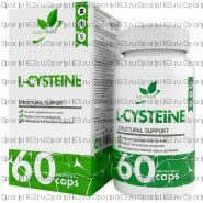 NATURAL SUPP, L-CYSTEINE, 60 КАПСУЛ, 500 МГ