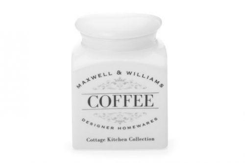 Банка для сыпучих продуктов (кофе) Cottage Kitchen в подарочной упаковке MW655-CK22002