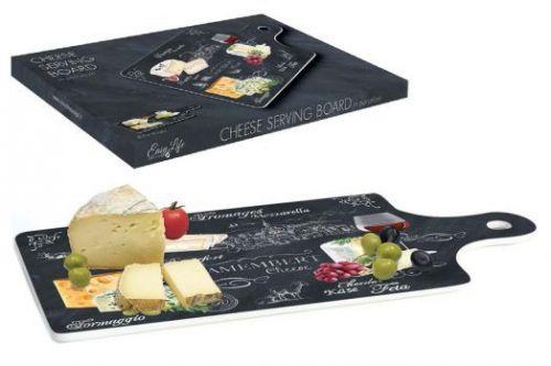 Доска разделочная Мир сыров R2S898_WOCH-AL