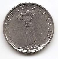 25 курушей  (Регулярный выпуск) Турция  1959