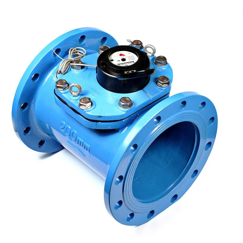 Счетчик турбинный холодной воды СТВХ Ду 150