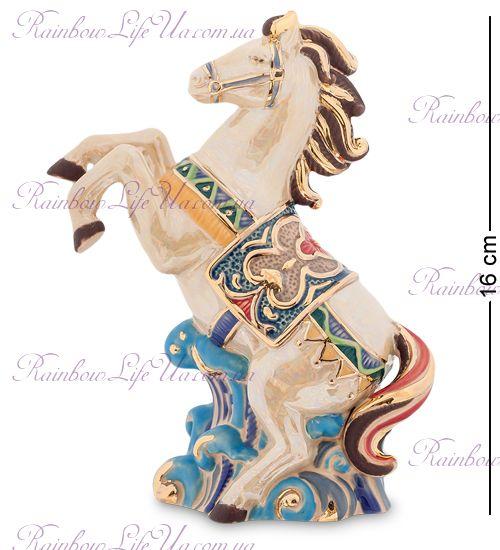 "Фигурка Лошадь символ года ""Pavone"""